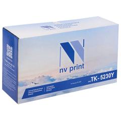 Тонер-картридж NV PRINT (NV-TK-5230Y) для KYOCERA ECOSYS P5021cdn/M5521cdn, желтый, ресурс 2200 стр.