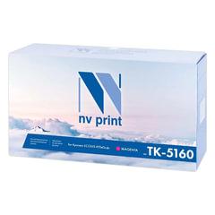 Тонер-картридж NV PRINT (NV-TK-5160M) для KYOCERA ECOSYS P7040cdn, пурпурный, ресурс 12000 стр.
