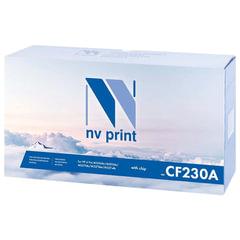 Картридж лазерный NV PRINT (NV-CF230A) для HP LaserJetPro M227fdw/M227sdn/M203dn, ресурс 1600 стр.