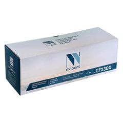 Картридж лазерный HP (CF230X) LaserJetPro M227fdw/M227sdn/M203dn, ресурс 3500 стр., NV PRINT совместимый