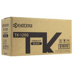 Тонер-картридж KYOCERA (TK-1200) P2335/M2235dn/M2735dn/M2835dw, ресурс 3000 стр., оригинальный