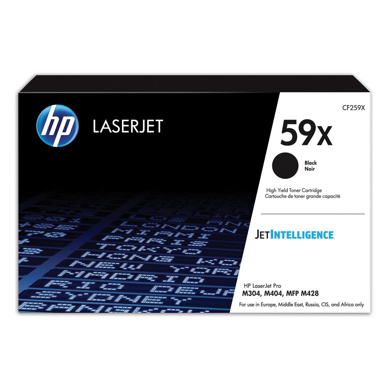 Картридж лазерный HP (CF259X) LaserJet Pro M404n/dn/dw/M428dw/fdn/fdw, ресурс, 10000 страниц, оригинальный