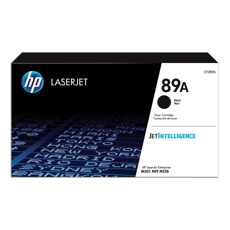 Картридж лазерный HP (CF289A) для HP LaserJet Enterprise M507dn/x/528dn и др., ресурс 5000 страниц, оригинальный