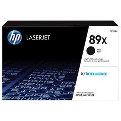 Картридж лазерный HP (CF289X) для HP LaserJet Enterprise M507dn/x/528dn и др., ресурс 10000 страниц, оригинальный