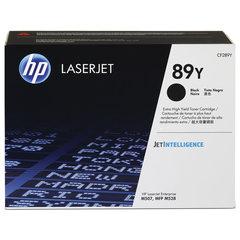 Картридж лазерный HP (CF289Y) для HP LaserJet Enterprise M507dn/x/528dn и др., ресурс 20000 страниц, оригинальный