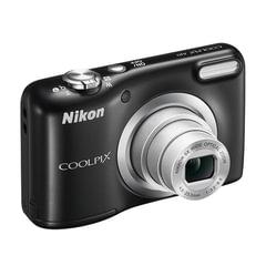 """Фотоаппарат компактный NIKON CoolPix А10, 16,1 Мп, 5х zoom, 2,7"""" ЖК-монитор, HD, черный"""