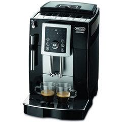 Кофемашина DELONGHI ECAM 23.210.В, объем 1,8 л, мощность 1450 Вт, давление 15 бар, емк. зерен 125 г