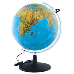 """Глобус физический/политический TECNODIDATTICA (Италия) """"Falcon"""", диаметр 400 мм, с подсветкой, 451326"""