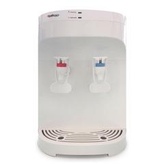 Кулер для воды HOT FROST D120E, настольный, нагрев/охлаждение, белый