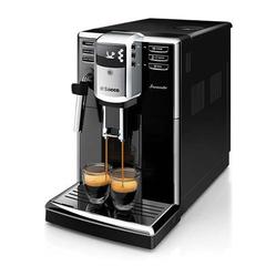 Кофемашина PHILIPS SAECO HD8912/09, 1850 Вт, объем 1,8 л, емкость для зерен 250 г, ручной капучинатор, черная