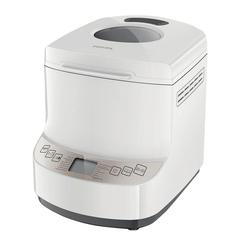Хлебопечка PHILIPS HD9045/30, 600 Вт, вес выпечки 1 кг, 14 программ, пластик, белая