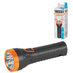 Фонарь светодиодный ТРОФИ TA7, 7 х LED, аккумуляторный, заряд от 220 V