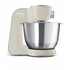 Кухонная машина BOSCH MUM58L20, 1000 Вт, 7 скоростей, блендер, 6 насадок, серая