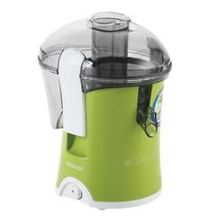 Соковыжималка ZELMER ZJE0800DRU, 800 Вт, емкость для жмыха 0,8 л, пластик, зеленая