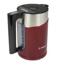 Чайник BOSCH TWK861P4RU, 1,5 л, 2400 Вт, закрытый нагревательный элемент, пластик/сталь