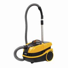 Пылесос моющий ZELMER ZVC762ZPRU, пылесборник/контейнер, 1500 Вт, мощность всасывания 280 Вт, желтый
