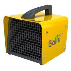 Тепловая пушка электрическая BALLU BKN-3, 2200 Вт, 220 Вт, квадратная, желтый
