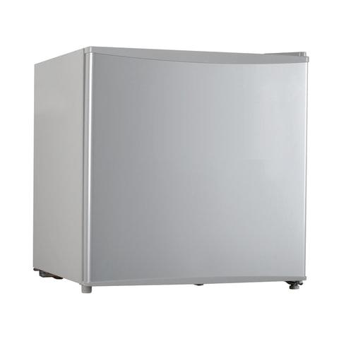 Холодильник SUPRA RF-056, однокамерный, объем 53 л, обьем морозильной камеры 5 л, 47,2х45х49,2, серебристый