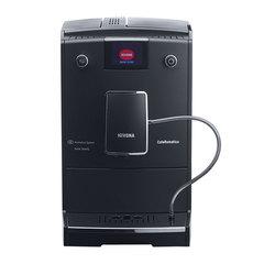 Кофемашина NIVONA NICR758, 1455 Вт, объем 2,2 л, емкость для зерен 250 г, автокапучинатор, черный