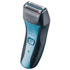 Электробритва REMINGTON SF4880, сеточная, аккумулятор, триммер, влажное бритье, черная