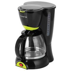 Кофеварка капельная POLARIS PCM 1211, 800 Вт, объем 1,25 л, пластик, черный