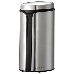 Кофемолка POLARIS PCG 0815A, 150 Вт, объем 70 г, корпус из нержавеющей стали