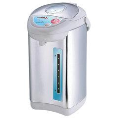 Термопот SUPRA TPS-3002, 3,8 л, 760 Вт, 2 режима подачи воды, пластик, серый