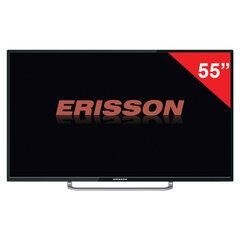 Телевизор ERISSON 55ULES90T2SM, 55'' (138 см), 3840х2160, 4К, 16:9, Smart TV, черный
