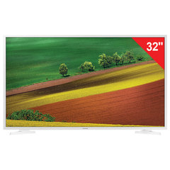 "Телевизор SAMSUNG 32N4510, 32"" (81 см), 1366x768, HD, 16:9, Smart TV, Wi-Fi, белый"