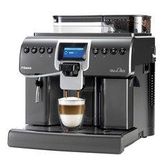 Кофемашина SAECO AULIKA FOCUS,1400 Вт, объем 2,2 л,емкость для зерен 350 г, автокапучинатор, серебристый