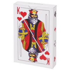 Карты игральные, 54 карты, с пластиковым покрытием