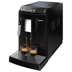 Кофемашина PHILIPS EP5319/00, 1400 Вт, 15 бар, объем 1,8 л, емкость для зерен 250 г, капучинатор, нержавеющая сталь