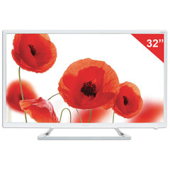 "Телевизор TELEFUNKEN TF-LED32S63T2S, 32"" (81 см), 1366х768, HD, 16:9, Smart TV, Android, Wi-Fi, белый"