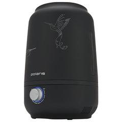 Увлажнитель POLARIS PUH 2705, объем бака 5 л, 25 Вт, производительность 350 мл/ч, пластик, черный