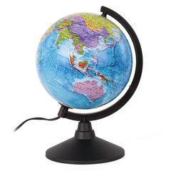"""Глобус политический GLOBEN """"Классик"""", диаметр 210 мм, с подсветкой"""