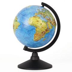 """Глобус физический GLOBEN """"Классик"""", диаметр 210 мм, рельефный"""