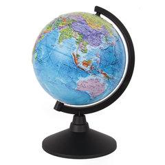 """Глобус политический GLOBEN """"Классик"""", диаметр 210 мм, рельефный"""