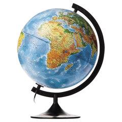 Глобус физический/политический Globen Классик, диаметр 320 мм, с подсветкой