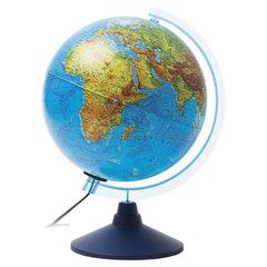 """Глобус физический/политический GLOBEN """"Классик Евро"""", диаметр 250 мм, с подсветкой"""