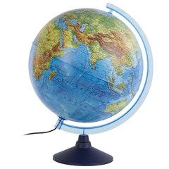 Глобус интерактивный физический/политический Globen, диаметр 320 мм, с подсветкой