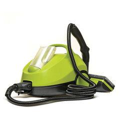 Пароочиститель KITFORT KT-912, 2000 Вт, 4 бара, объем 1,5 л, зеленый