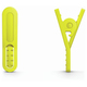 Наушники PHILIPS SHQ1400LF/00, проводные, 1,2 м, стерео, вкладыши, бело-зеленые