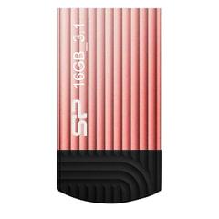 Флэш-диск 16 GB SILICON POWER Jewel J20 USB 3.1, розовый