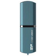 Флэш-диск 64 GB, SILICON POWER Marvel M50, USB 3.1, металлический корпус, голубой