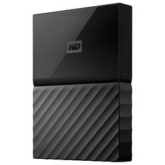 """Диск жесткий внешний WESTERN DIGITAL """"My Passport"""", 1 Tb, 2,5"""", USB 3.0, черный"""