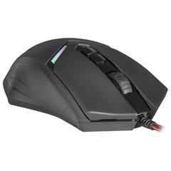 Мышь проводная игровая REDRAGON Nemeanlion 2, USB, 6 кнопок + 1 колесо-кнопка, оптическая, черная, 70438