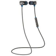 Наушники с микрофоном (гарнитура) DEFENDER OUTFIT B710, Bluetooth, беспроводые, черные с синим