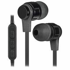 Наушники с микрофоном (гарнитура) DEFENDER FreeMotion B660, Bluetooth, беспроводные, черные