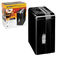 Уничтожитель (шредер) FELLOWES DS-700С, на 1 человека, 3 уровень секретности, 4x46 мм, 7 листов