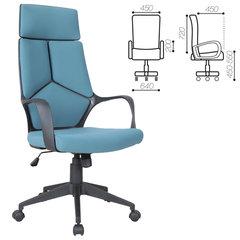 """Кресло офисное BRABIX PREMIUM """"Prime EX-515"""", ткань, голубое"""